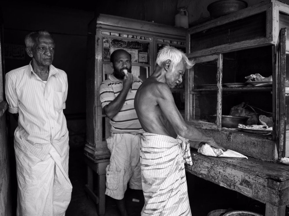 The Tea Stall (Leica Q)