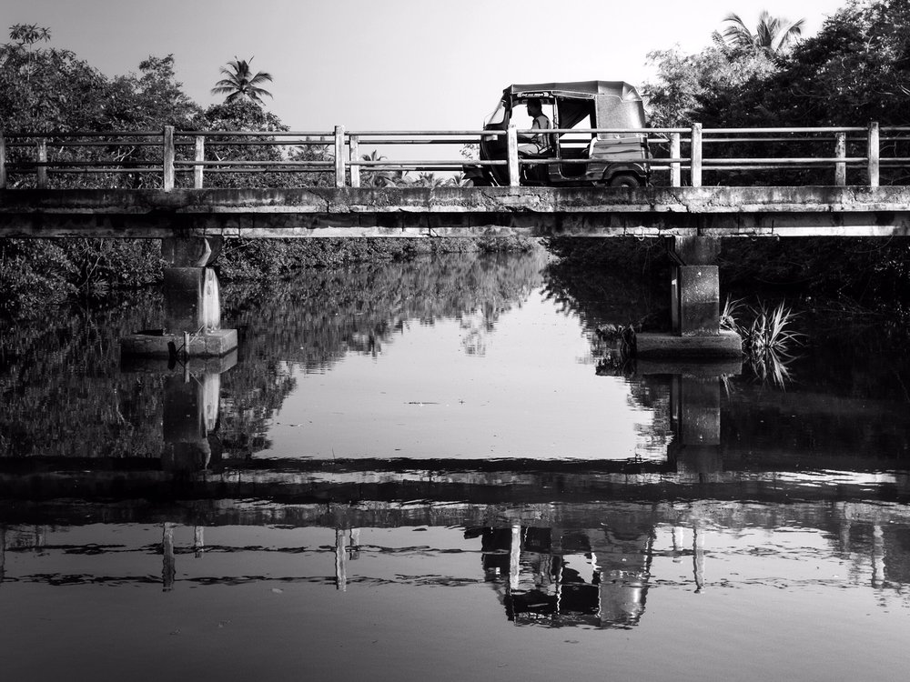 Crossing the Kepu Ela ... (Fuji X100s)