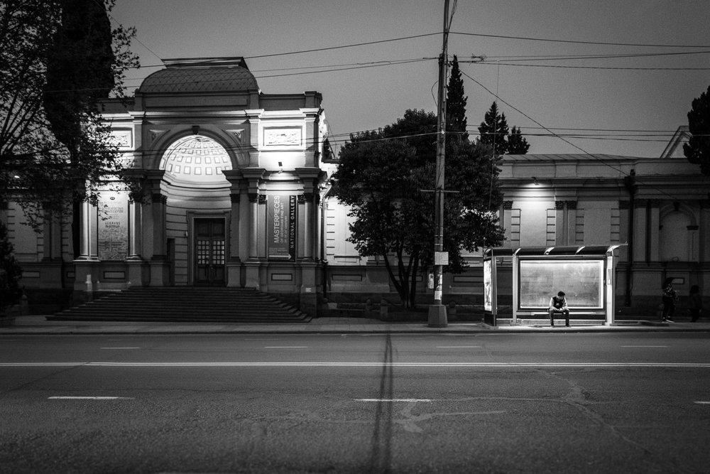Rustaveli Avenue
