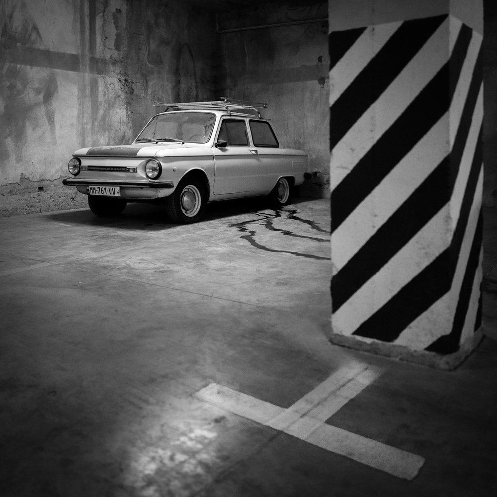 The dark corners of Soviet motoring history (Tbilisi)