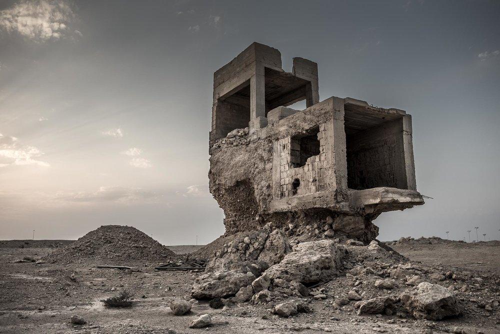 Rural Qatar ...