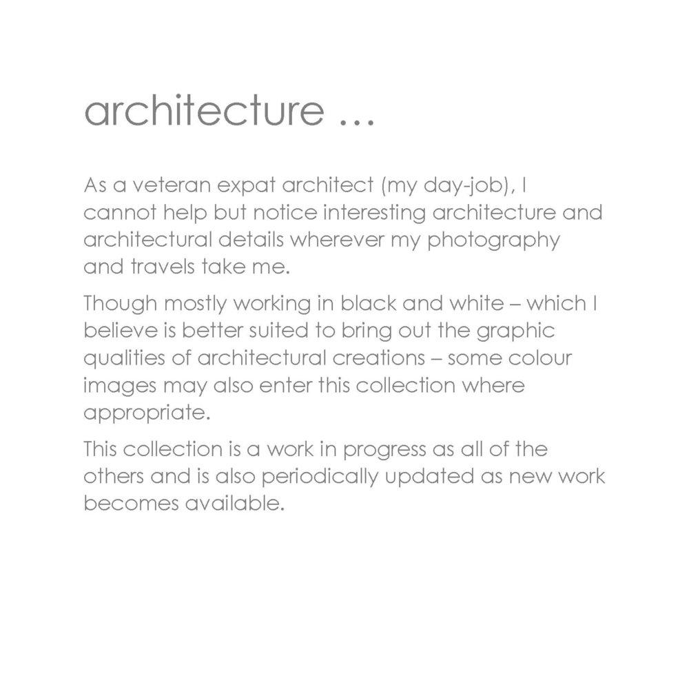 gallery | architecture — michiel de lange