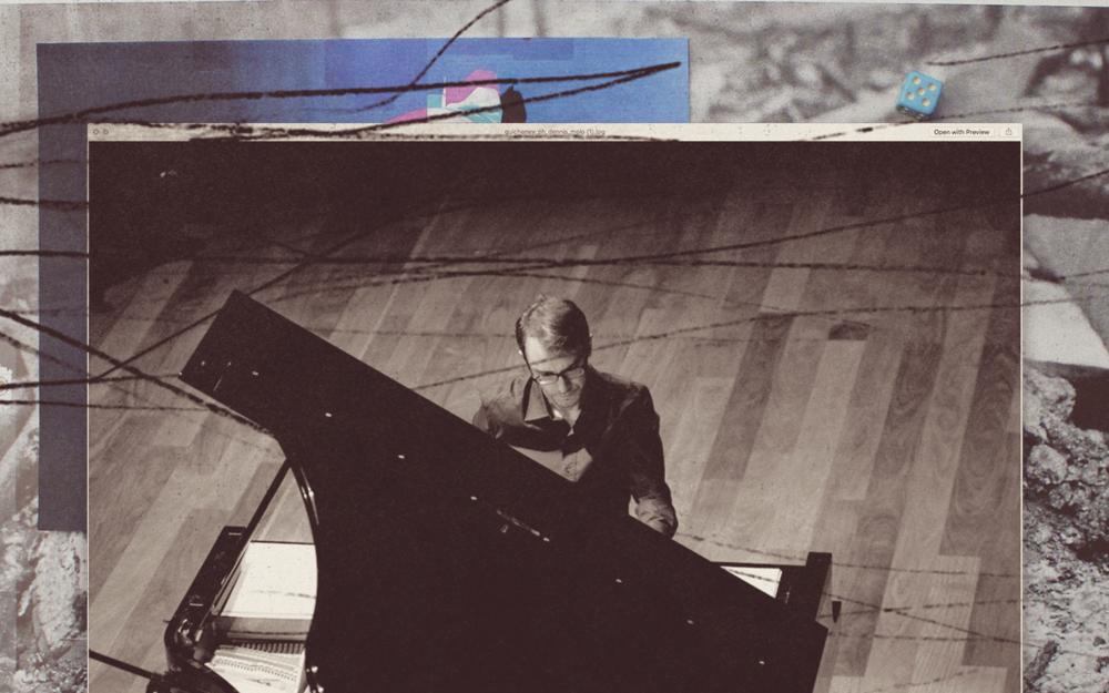 """Paulo Guicheney >Músico. É obcecado por Paul Celan, Wagner e Joy Division. Compôs para várias formações instrumentais e sua música foi executada em diferentes países. É pianista do VERTIGO, grupo dedicado a música contemporânea. Lecionou Composição na UnB, atualmente leciona na EMAC-UFG. Foi premiado na XVII Bienal de Música do Rio de Janeiro. Escreve regularmente para a Revista de poesia e arte contemporânea Mallarmargens e é autor de """"Tempo de atirar pedras e dançar"""" (Martelo Casa Editorial, no prelo)."""
