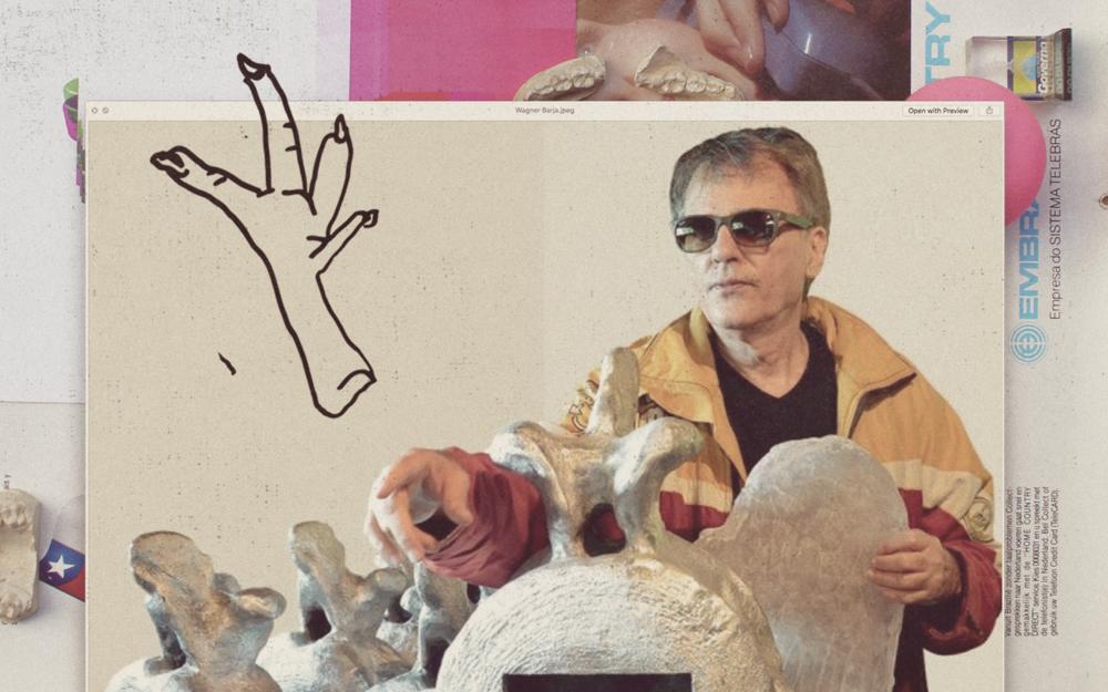 Wagner Barja > O atual diretor do Museu da República em Brasília/DF é um artista-poeta. Curador, crítico de arte e artista plástico nasceu no Rio de Janeiro e é radicado em Brasília desde os anos 70.