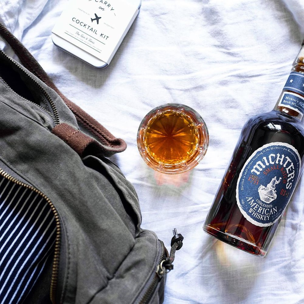 Michter's Whiskey for the Modern Man