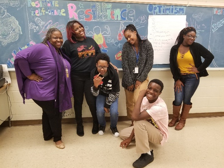 Petersburg High Group October 2017.jpg