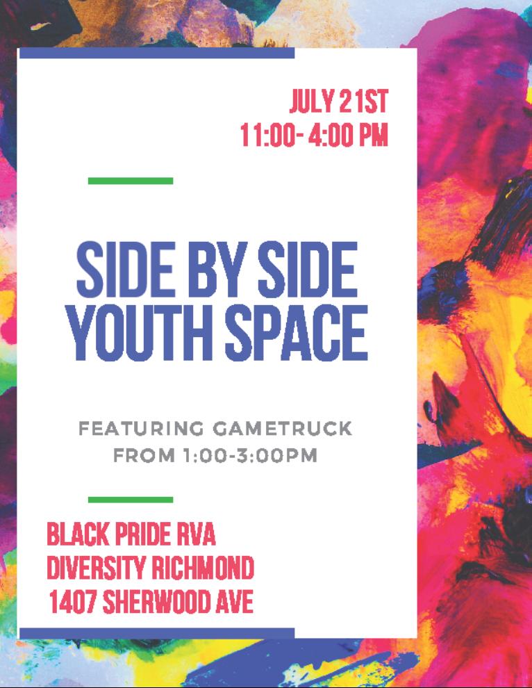 Black Pride RVA 2018 Youth Space.png