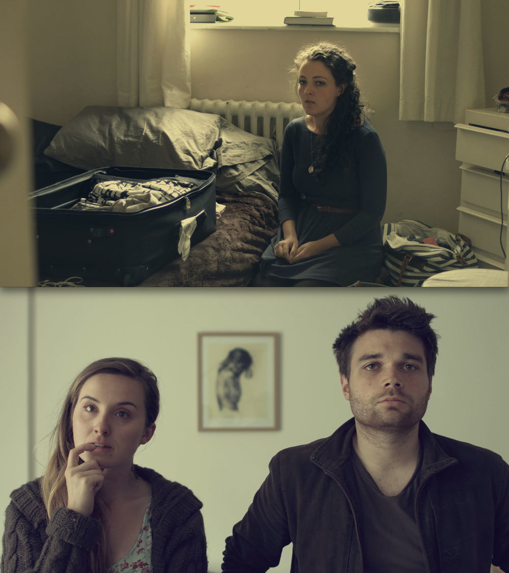 Jane Christie (above) // nominated for best actress Alan Grant (below) // nominated for best actor