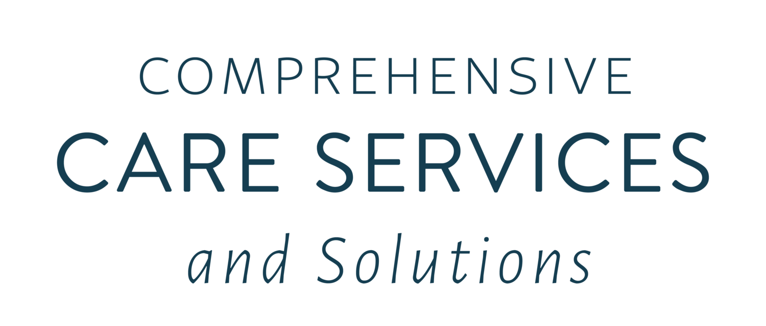 Comprehensive Care Services + Solutions