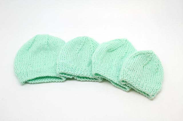 Premature Baby Hats