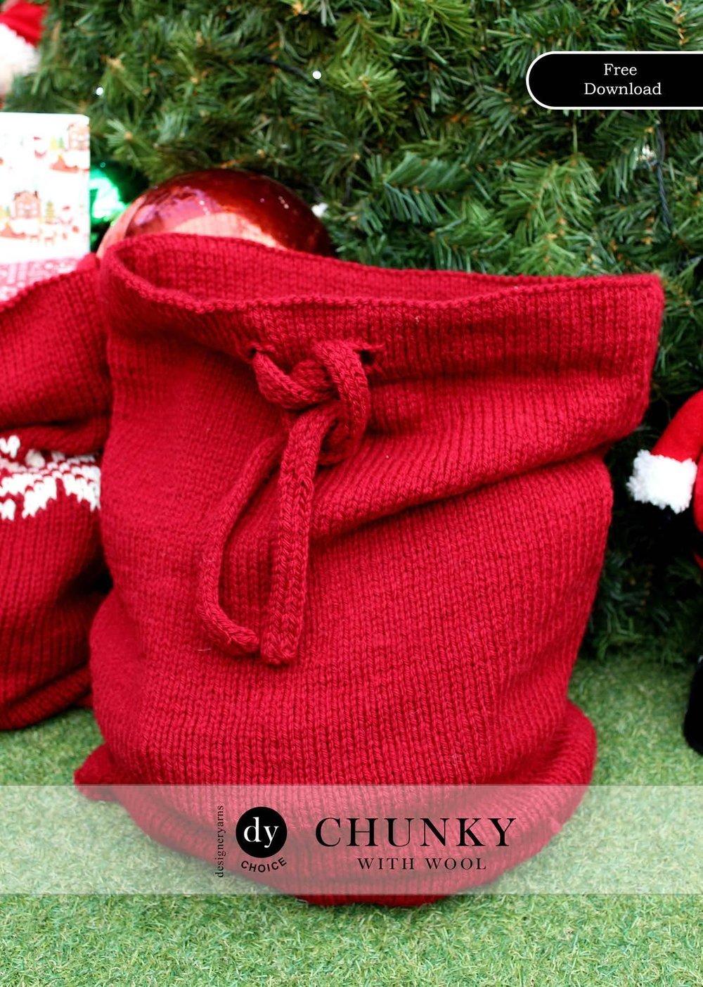 Christmas Bag Plain