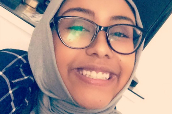 "Nabra's neighbor described her as ""unusually respectful,"" and her mother said she ""gets scared very easily."""