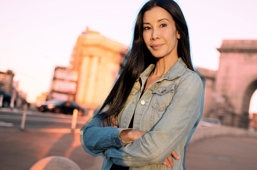 Even Lisa Ling worries about losing her job, y'all.