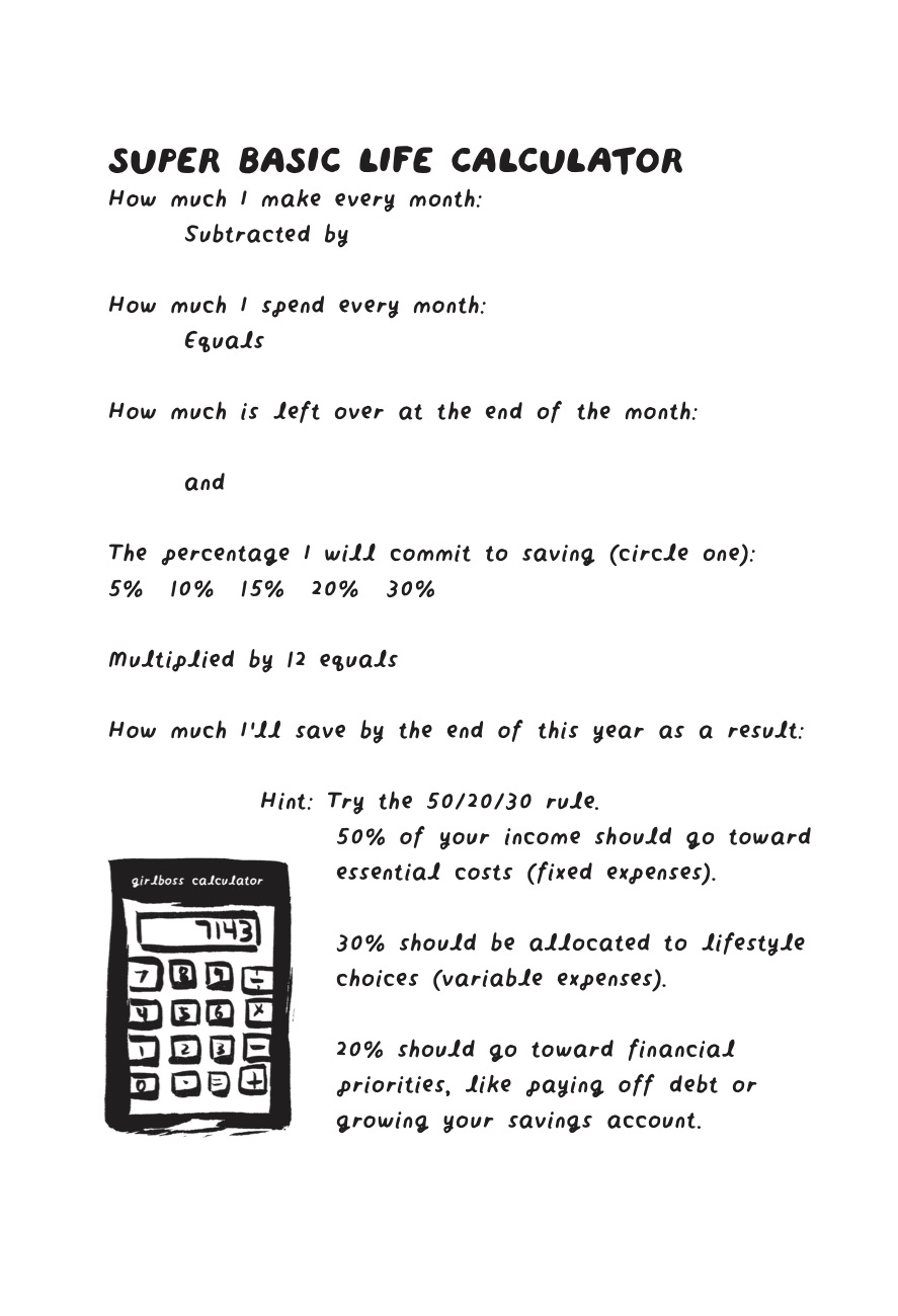 The Super Basic Budget Worksheet You Need Right Now