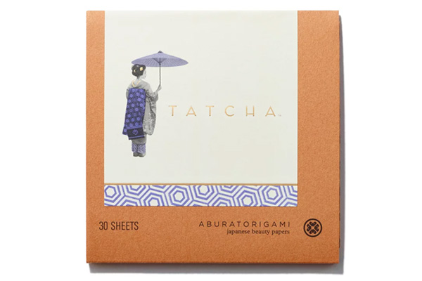 Tatcha Original Aburatorigami Blotting Sheets, $12