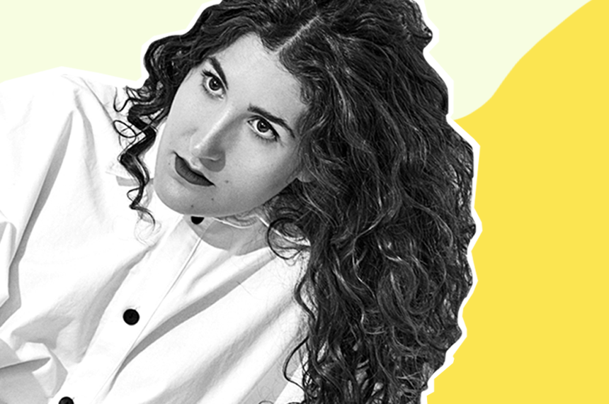 May your 2018 be filled with all Kate Berlant, all the time.