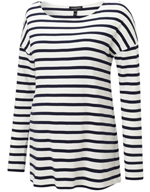 Billie Relaxed Maternity Top,$92