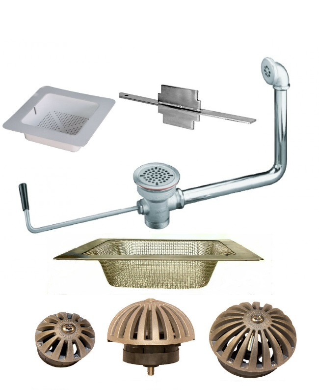 Drains & Accessories