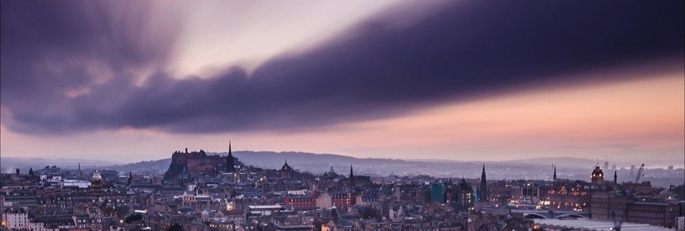 Learn in the beautiful surroundings of Edinburgh