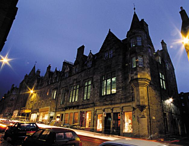 Edinburgh Training & Conference Venue  16 Saint Mary's Street, Edinburgh, EH1 1SU