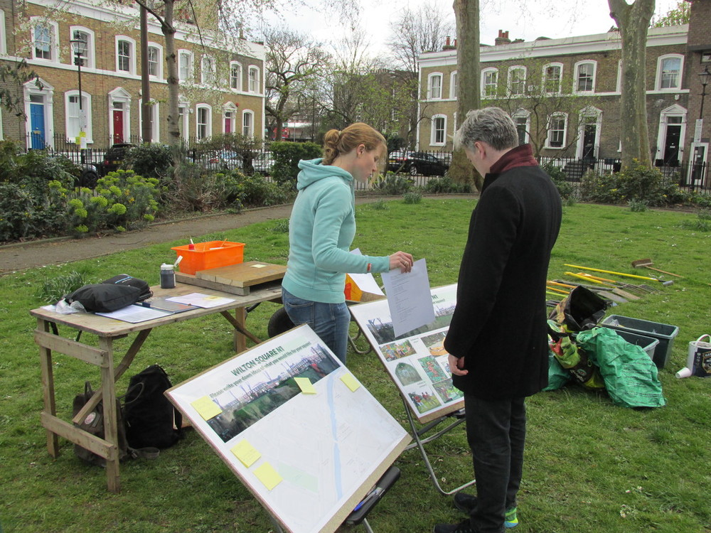 Community Consultation Islington London