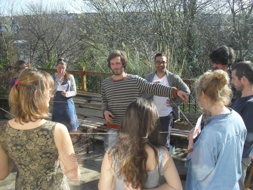 Web of life permaculture london