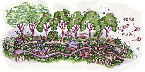 Tread well on earth Introduction to Permaculture south london
