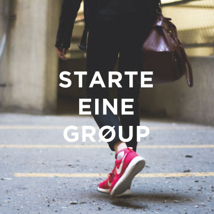 WIE STARTEST DU EINE SHINE GROUP?