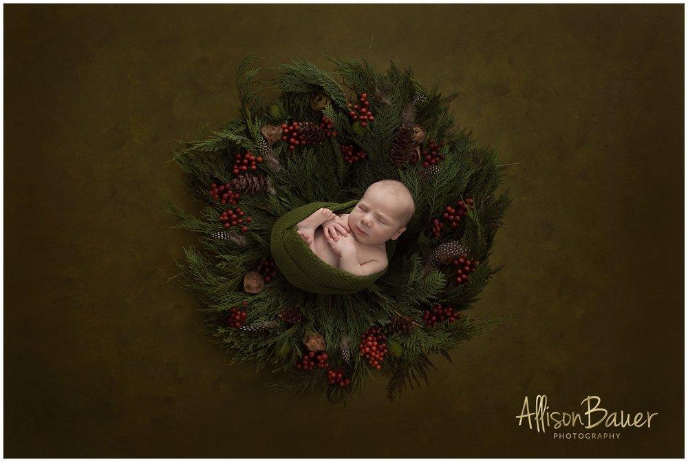 Allison-Bauer-Neugeborene-Baby-Weihnachts
