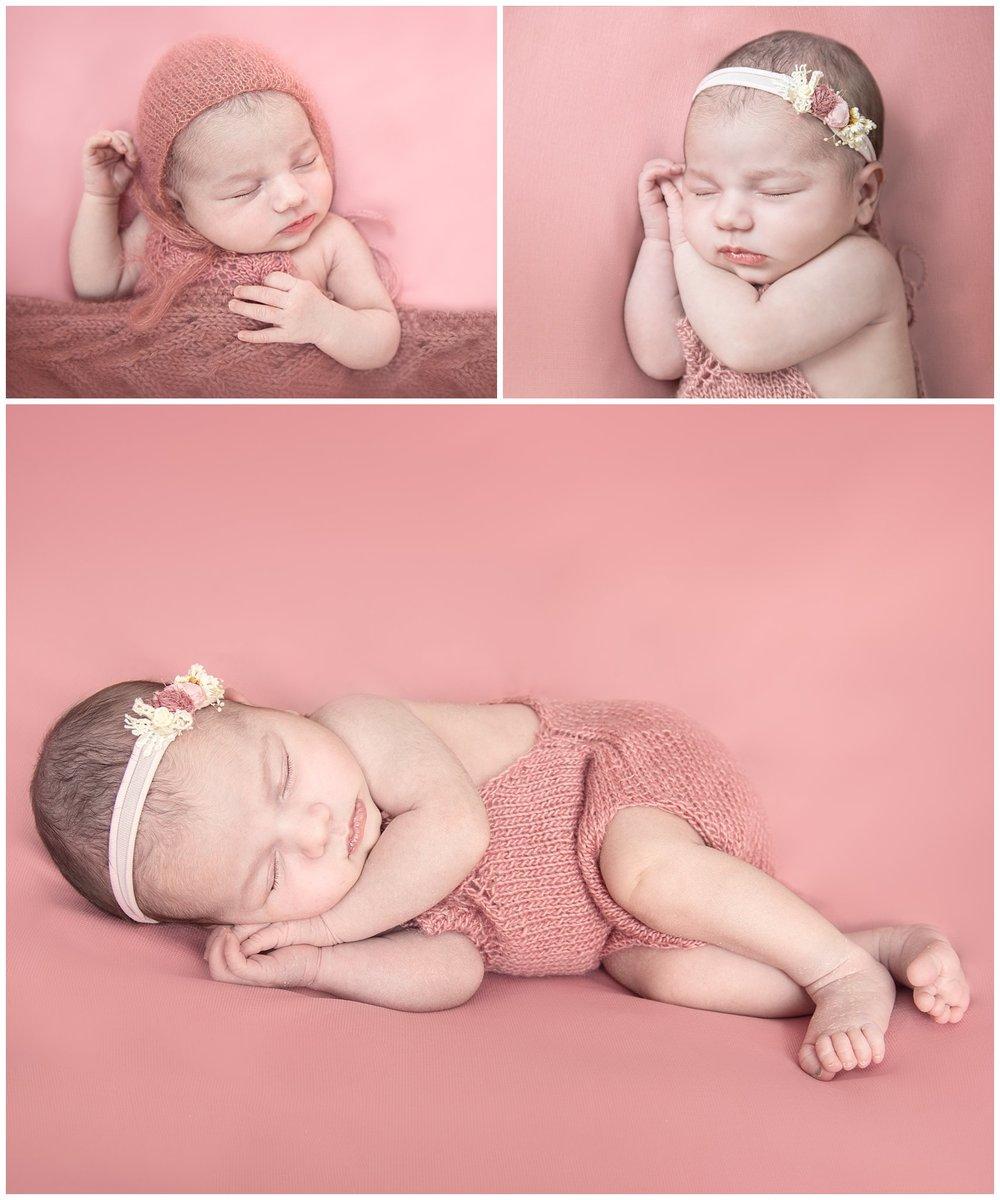 Allison-Bauer-Baby-Mädchen-Rosa