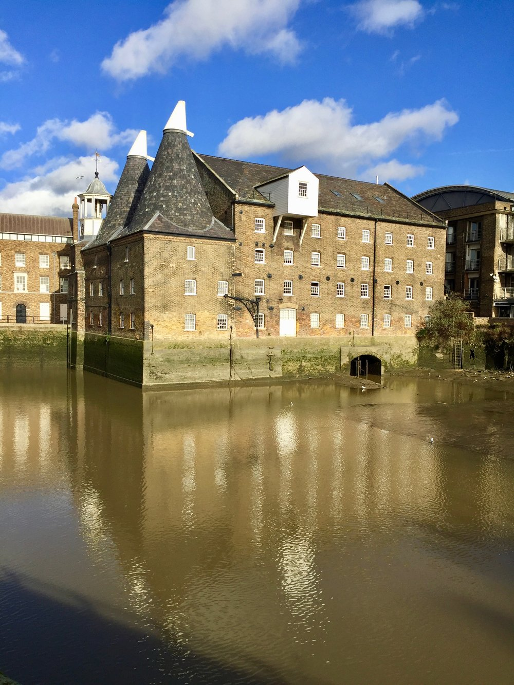 Taken on our  Limehouse to Three Mills jaunt