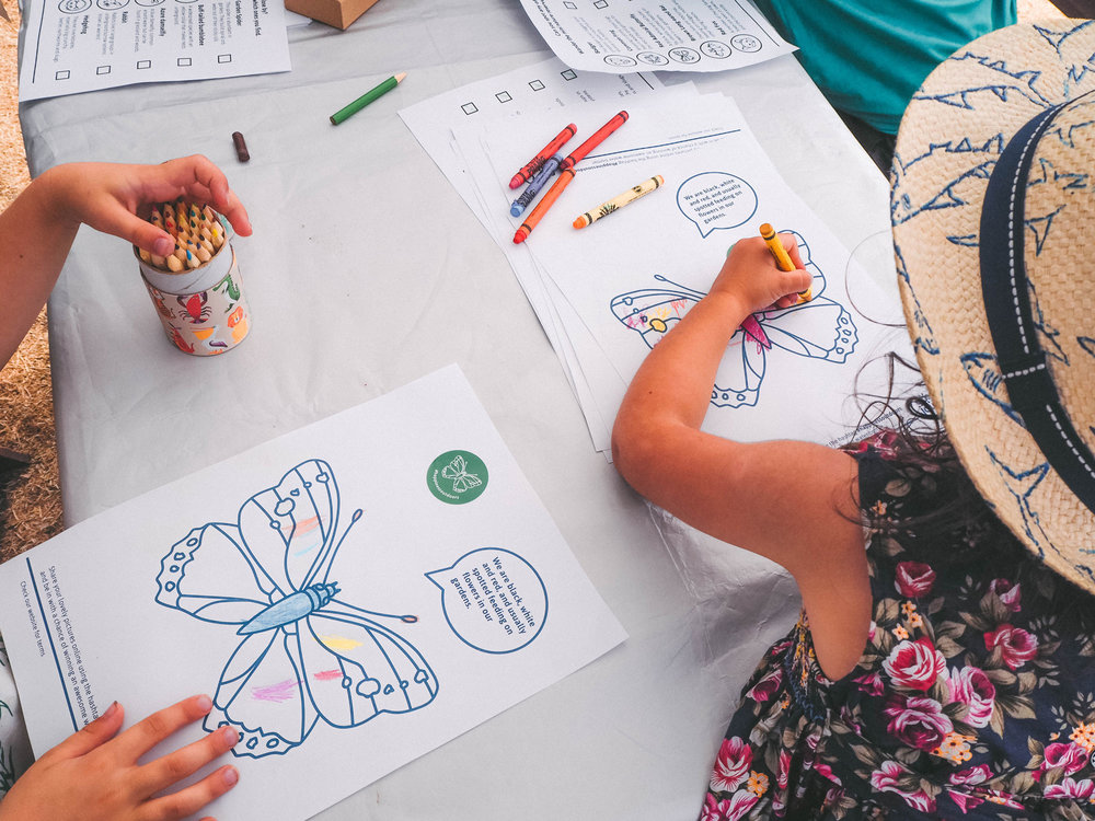Get a free kids activity pack - Set up your very own nature trail and get fun printables to colour in and keep.Download