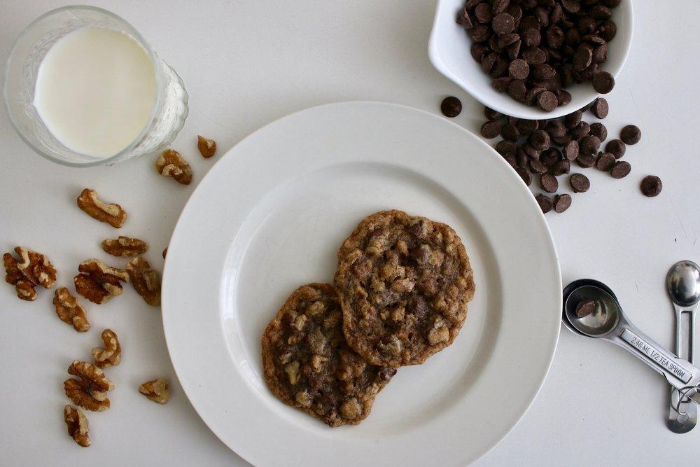 buckwheat oatmeal cookies5- lindenandlavender.jpg
