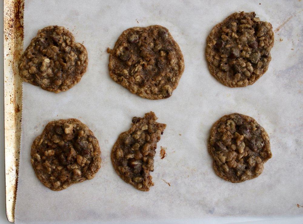 buckwheat oatmeal cookies3- lindenandlavender.jpg