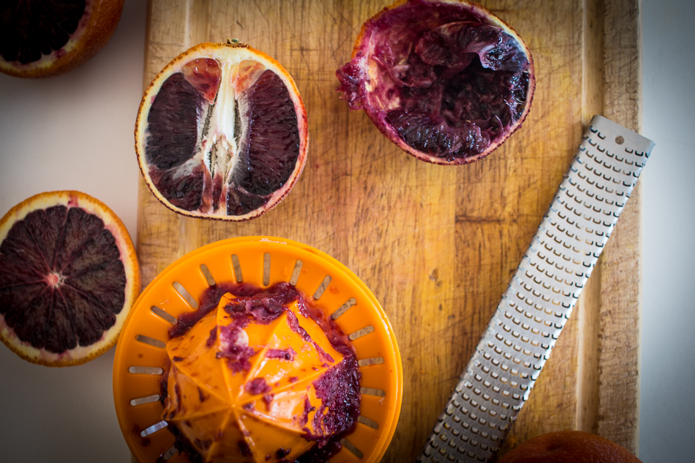 Blood orange prep | Linden & Lavender