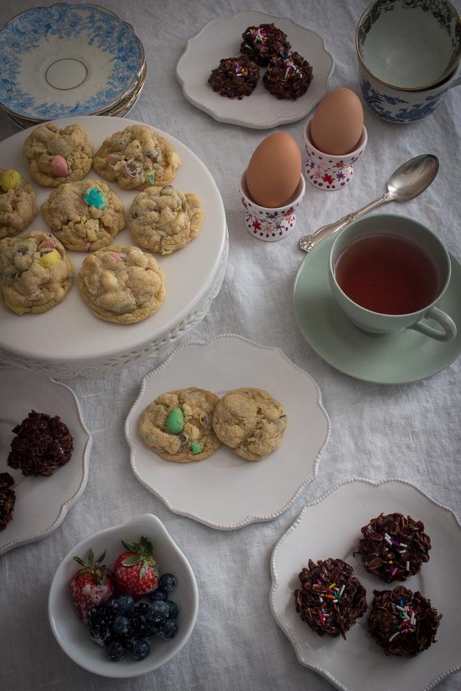 Easter cookies | Linden & Lavender