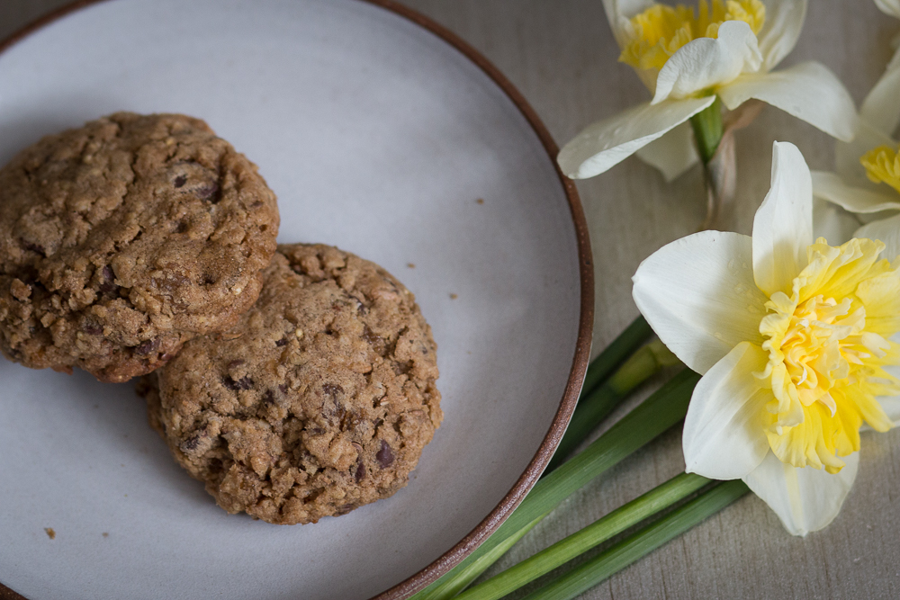 Oatmeal cookies | Linden & Lavender