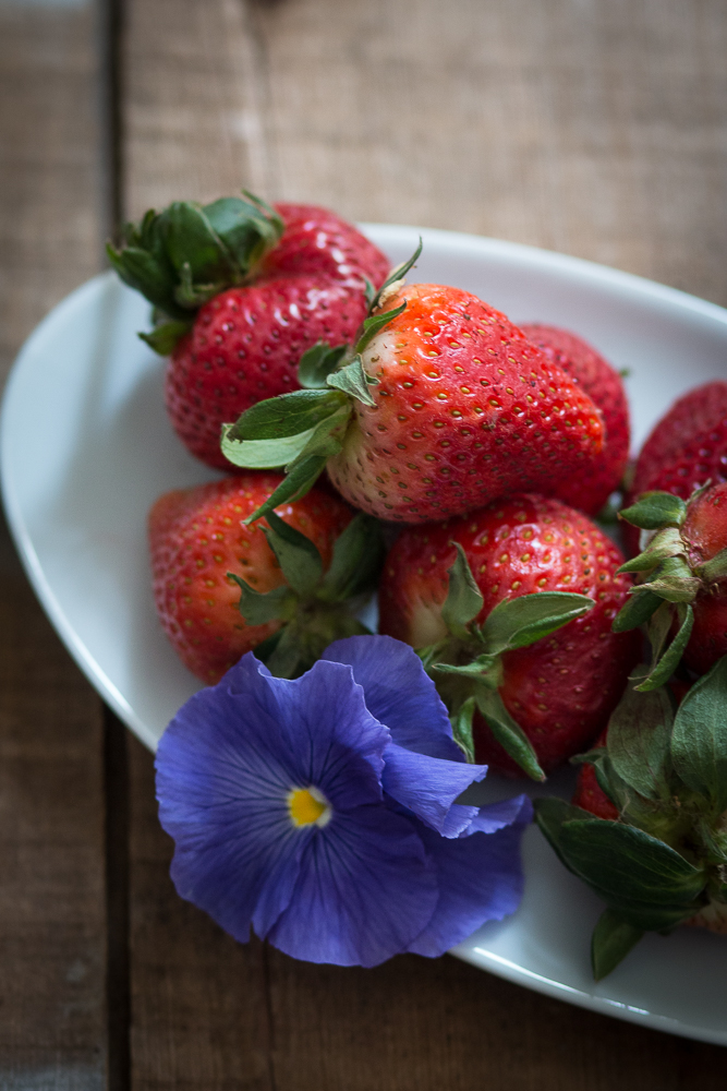 Strawberries | Linden & Lavender