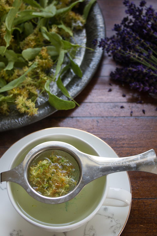 linden and lavender