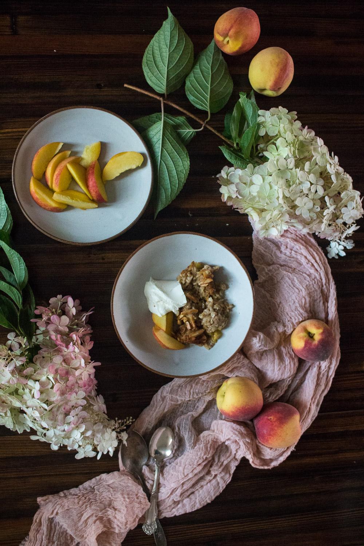 baked oatmeal | Linden & Lavender