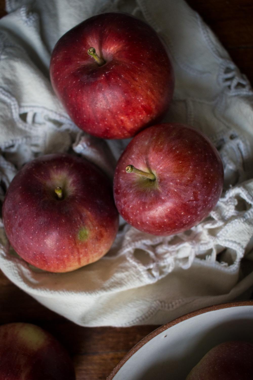 apples | linden & lavender
