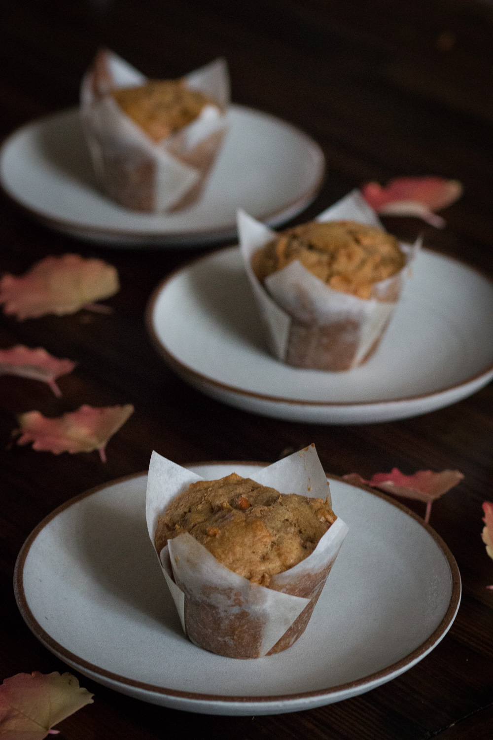 Carrot Muffins (refined sugar and nut free) | Linden & Lavender