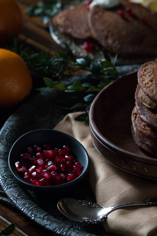 pomegranate seeds | Linden & Lavender