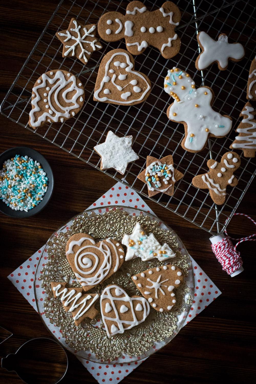 Gingerbread cookies | Linden & Lavender