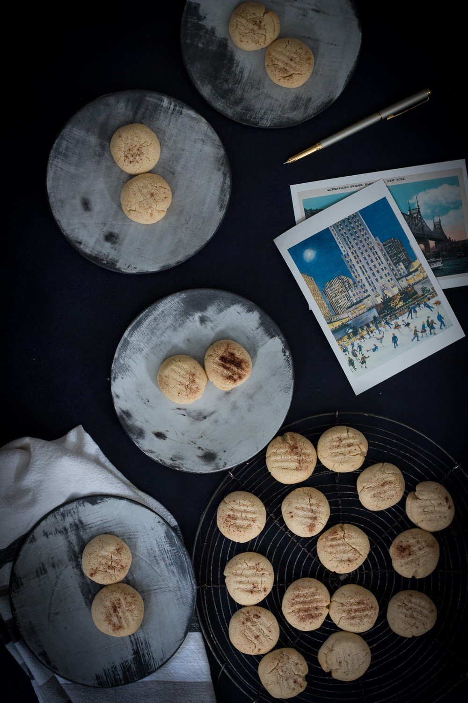 Tahini Cookies | Linden & Lavender