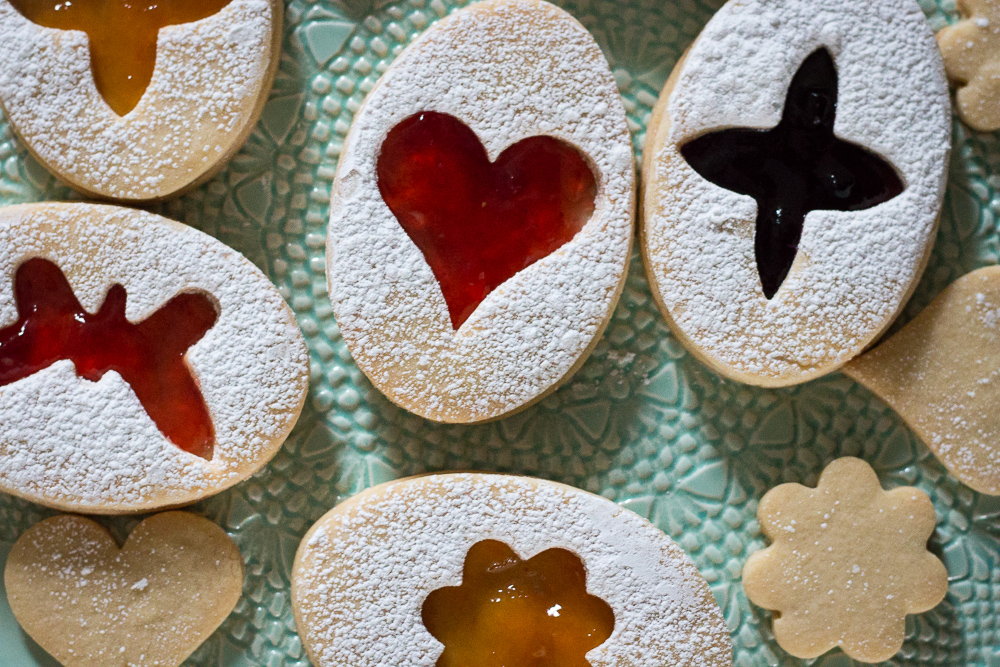 Decorated Sugar Cookies | Linden & Lavender