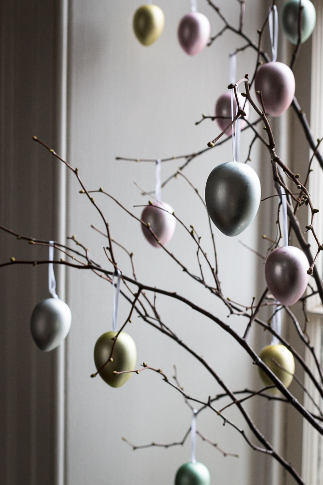 Easter Egg Tree Decoration | Linden & Lavender