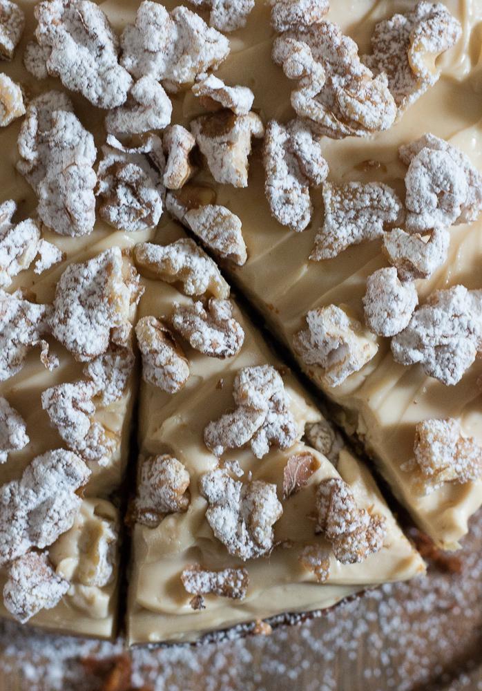 Coffee Cake Recipe | Linden & Lavender
