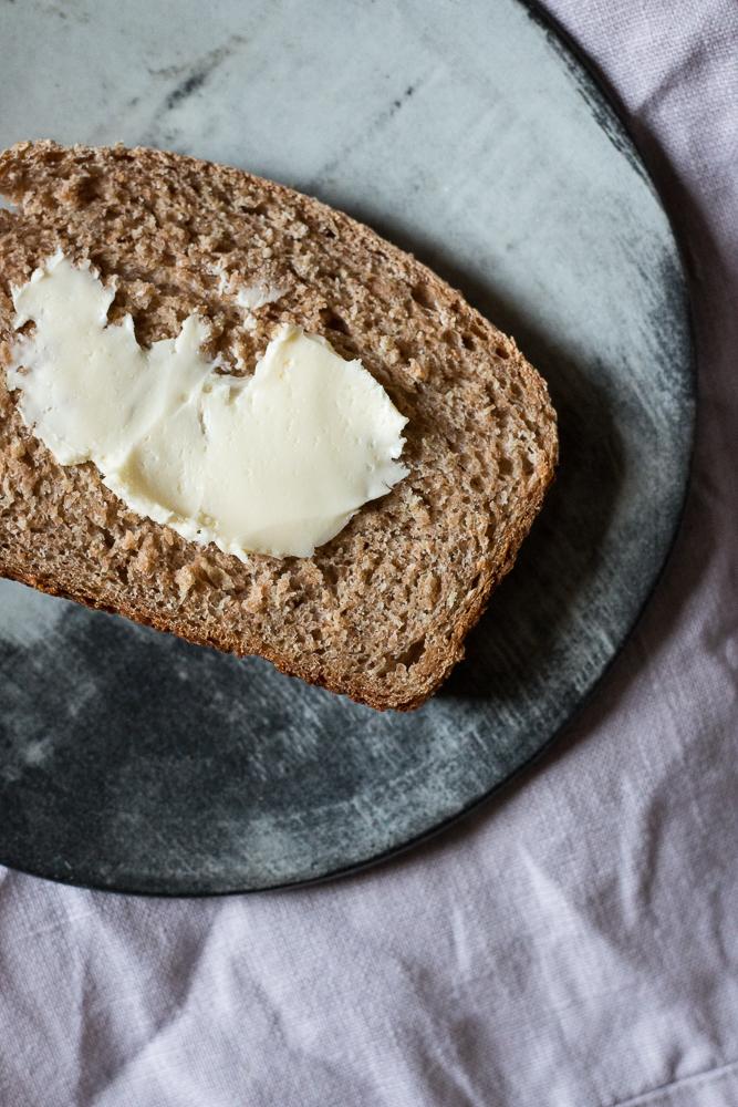 Honey Spelt Bread | Linden & Lavender