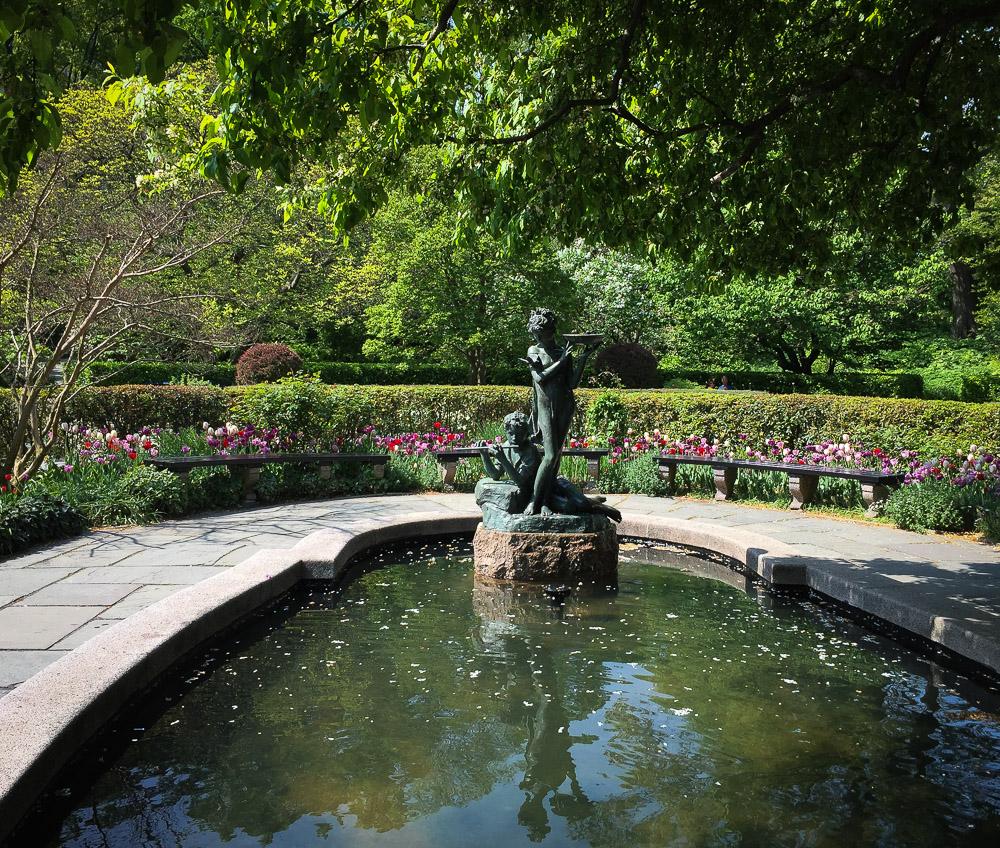 Conservatory Gardens | Linden & Lavender